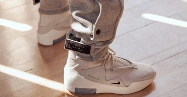 Nike Air Fear Of God 1 Light Bone