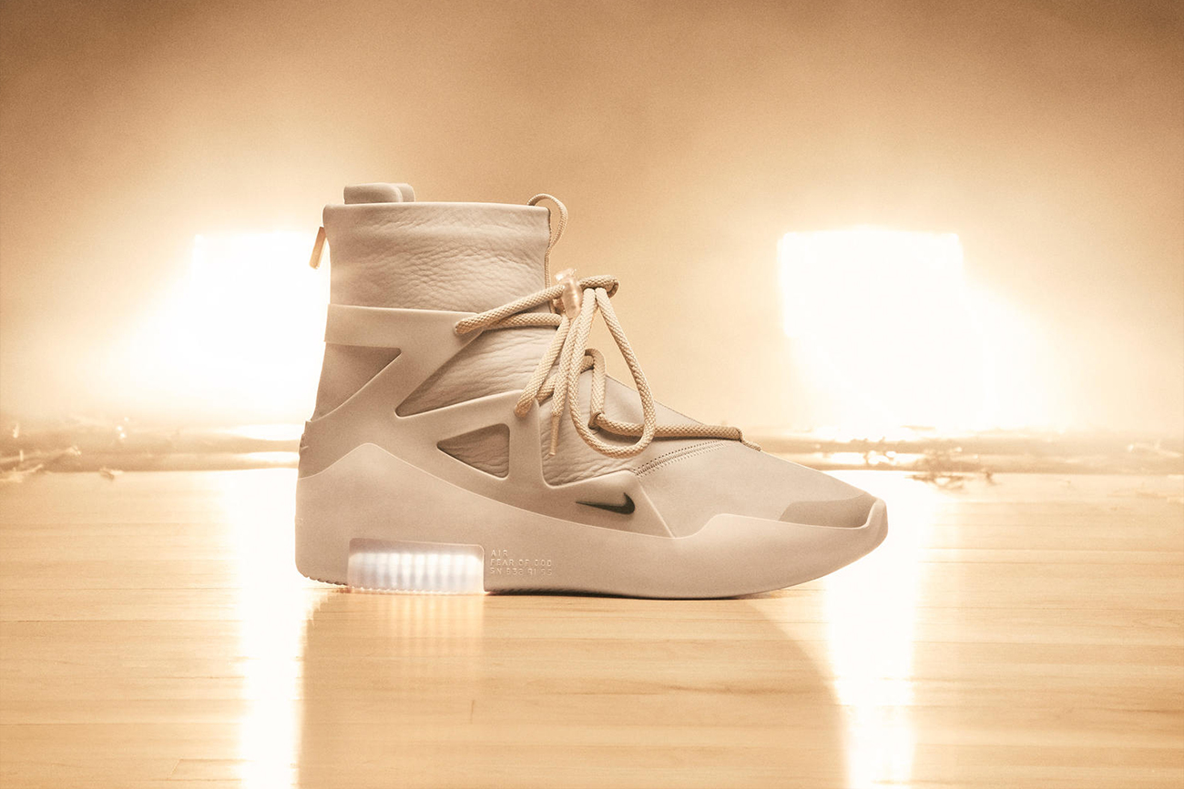 Fear of God x Nike kollektionen visas upp se den här | Dopest