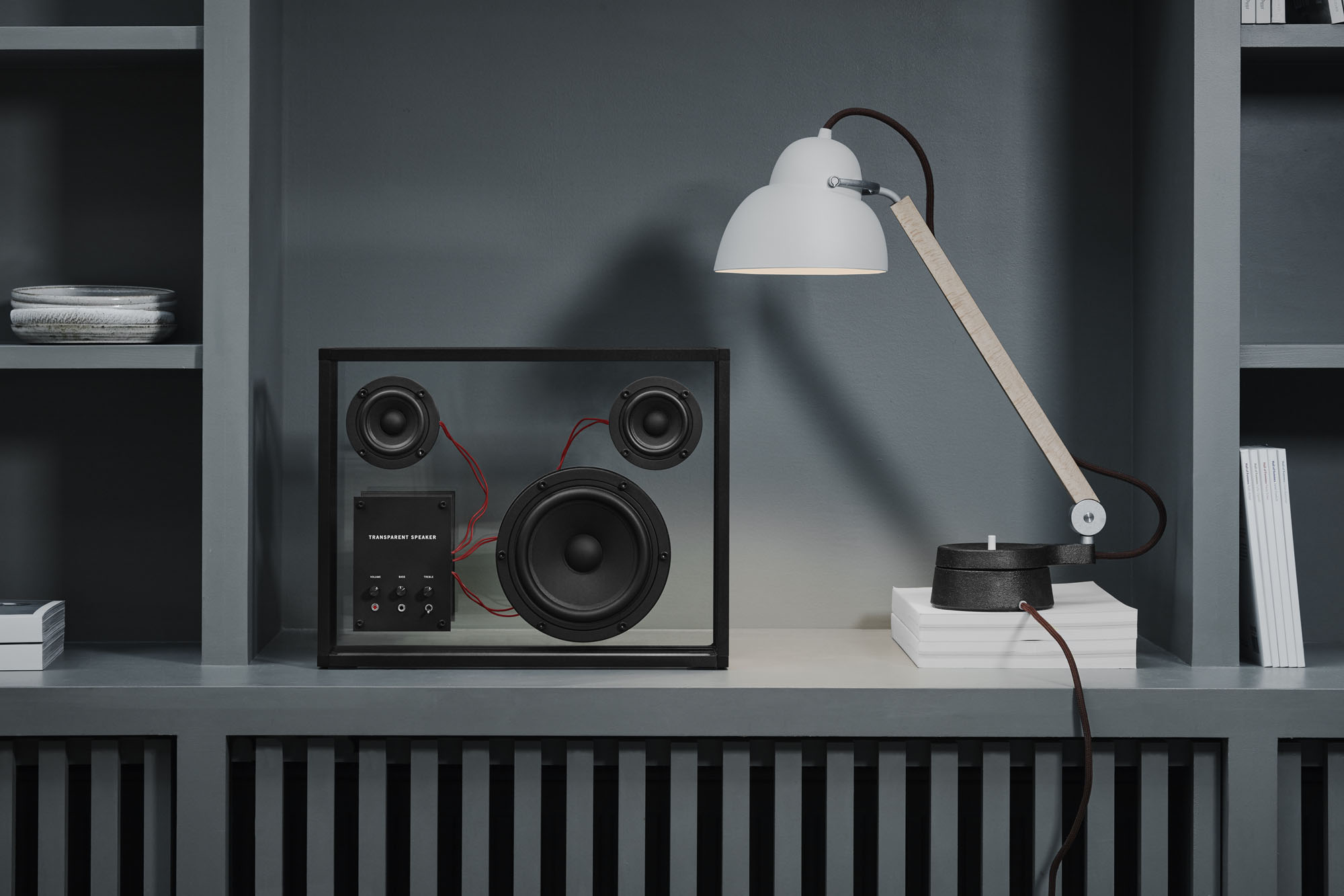 Alla högtalare från Transparent Sound kommer med Bluetooth-funktion be013f3a8731b