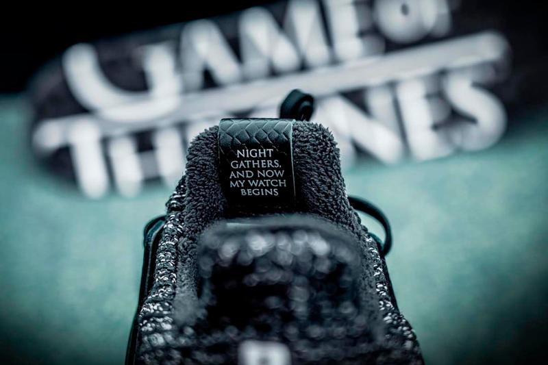 Ta en titt på senaste 'Game of Thrones' x adidas ultraBOOST