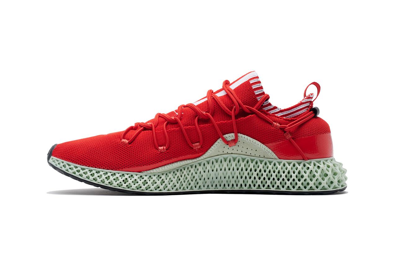 super popular 244ae 6d692 adidas Y-3 tillbaka med ny limiterad 4D sneaker  Dopest