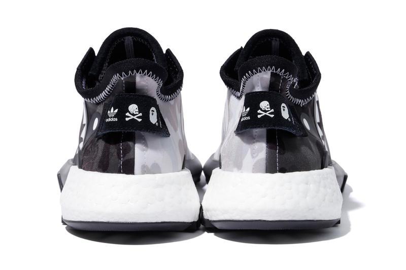 BAPE x NEIGHBORHOOD x adidas Originals samarbetet ute nu
