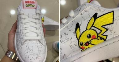 wholesale dealer 4eeb4 e8035 adidas Originals x Pokemon ser ut att bli av