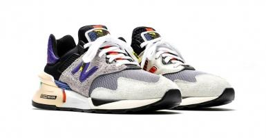 "separation shoes 03c75 f648e Spana in Bodega x New Balance 997S ""No Days Off"""