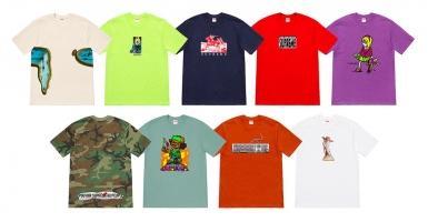 competitive price e1382 7acad Veckans Supreme Drop – Inkluderar Vår-T-shirts   Fotoram