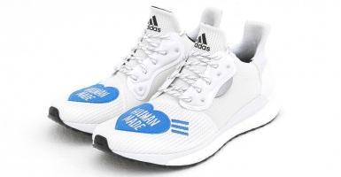 pretty nice b16d9 5daba adidas Pharrell x HUMAN MADE Solar Hu Glide release bekräftad