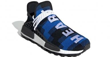 new product ef795 d98dc adidas, Pharrell   Billionaire Boys Club visar upp ny NMD Hu