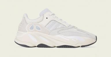 "official photos 46ffb cd569 Se de officiella bilderna på YEEZY BOOST 700 ""Analog"""