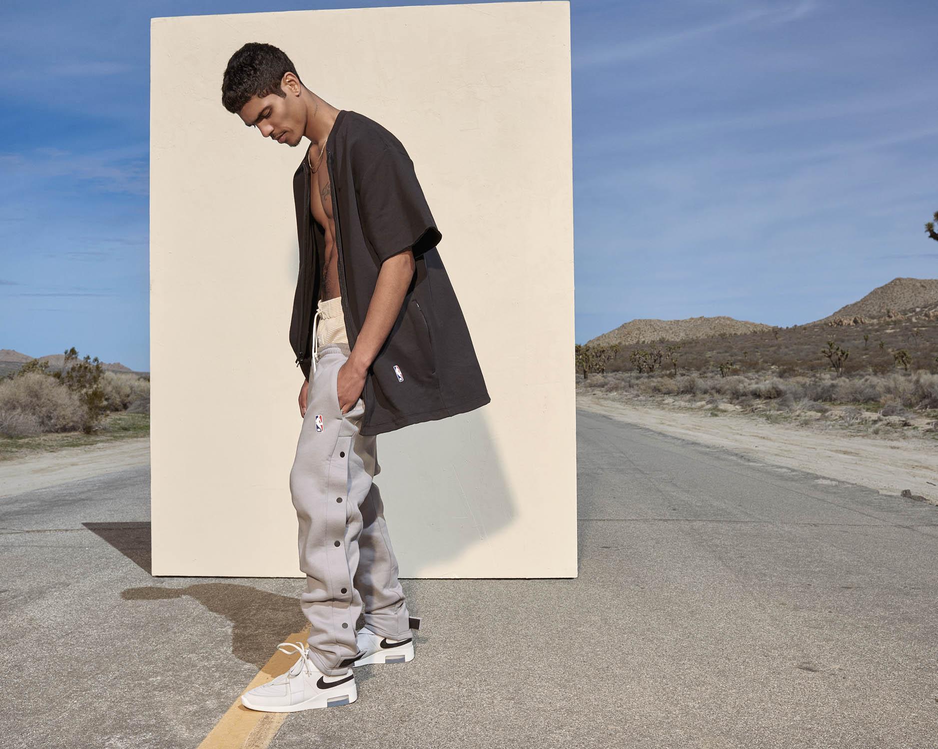 """Jerry Lorenzo avslöjar en andra """"Fear of God x Nike"""