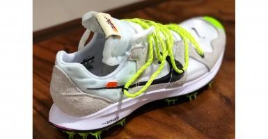 outlet store 26b06 812db Ta en närmre till på Virgil Ablohs kommande Off-White™ x Nike Sneakers