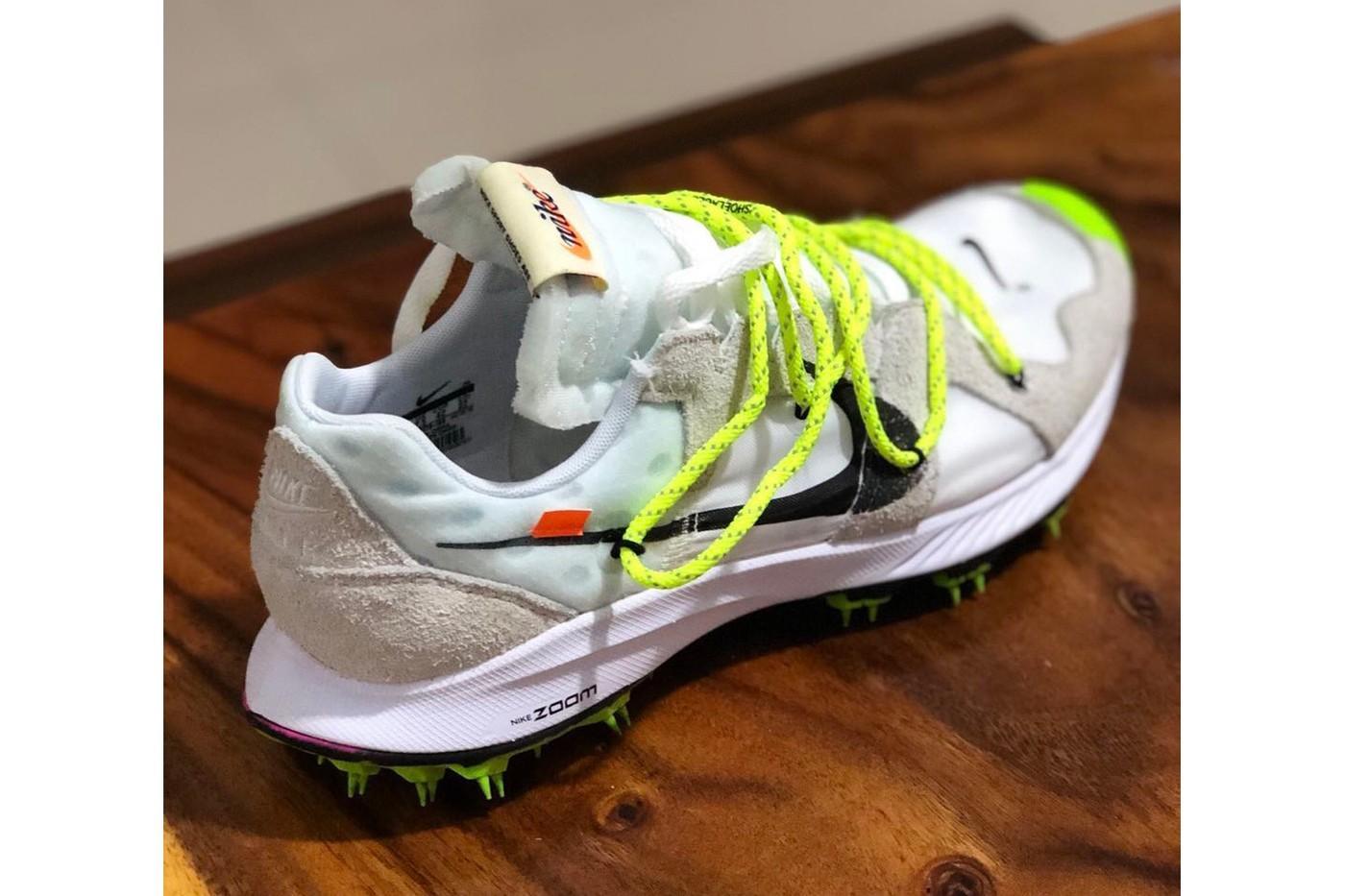 check out fd5fd d52d7 Ta en närmre till på Virgil Ablohs kommande Off-White™ x Nike Sneakers    Dopest