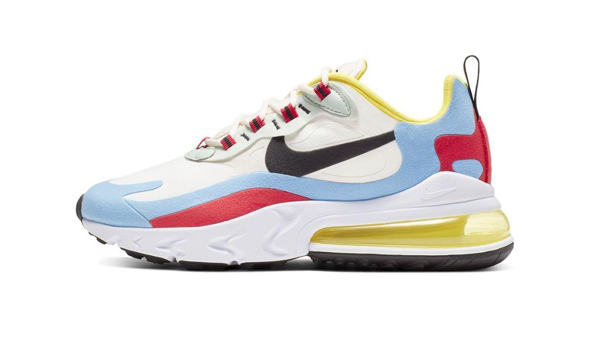 "Nike Air Max 270 React ""PhantomLight Blue"" | Dopest"