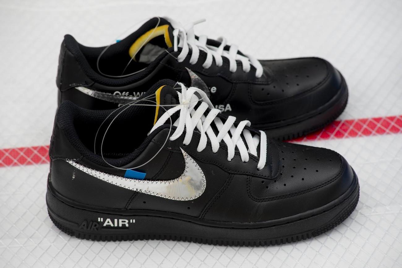 Ta en närmare titt på Virgil Ablohs Off White™ x Nike