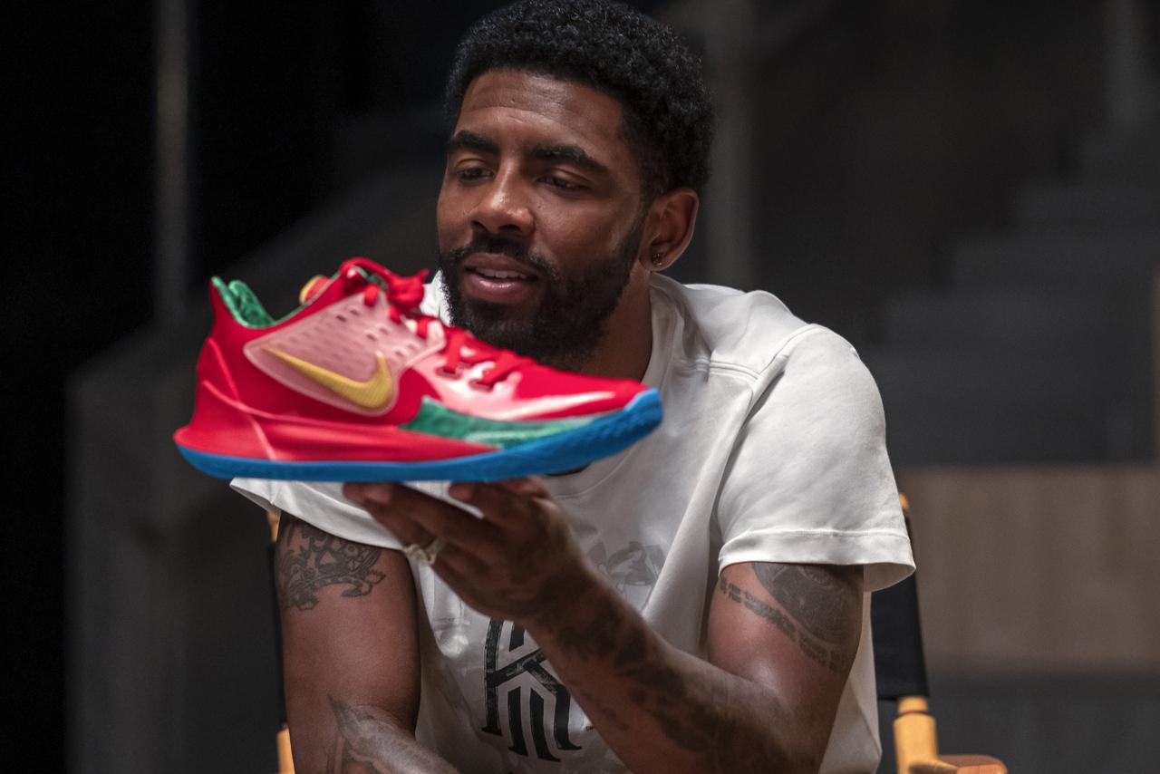 Spongebob Nike Kyrie Shoes Release Info |