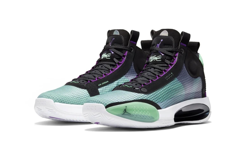Nike Air Jordan XXXIV Signature Shoe Debut | HYPEBEAST