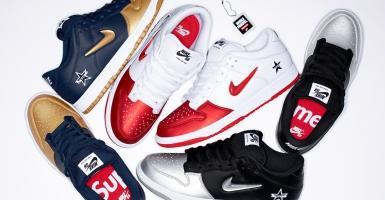De självsnörande skorna är här. Nike presenterar HyperAdapt