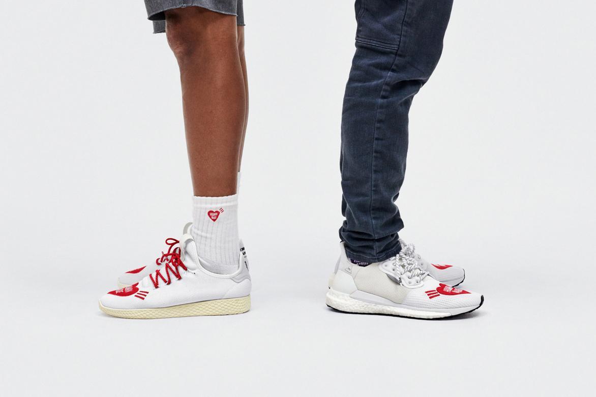 Adidas x Pharrell Williams x Human Made NMD HU