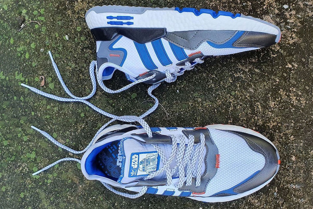 Star Wars adidas Nite Jogger R2D2 Release Info  