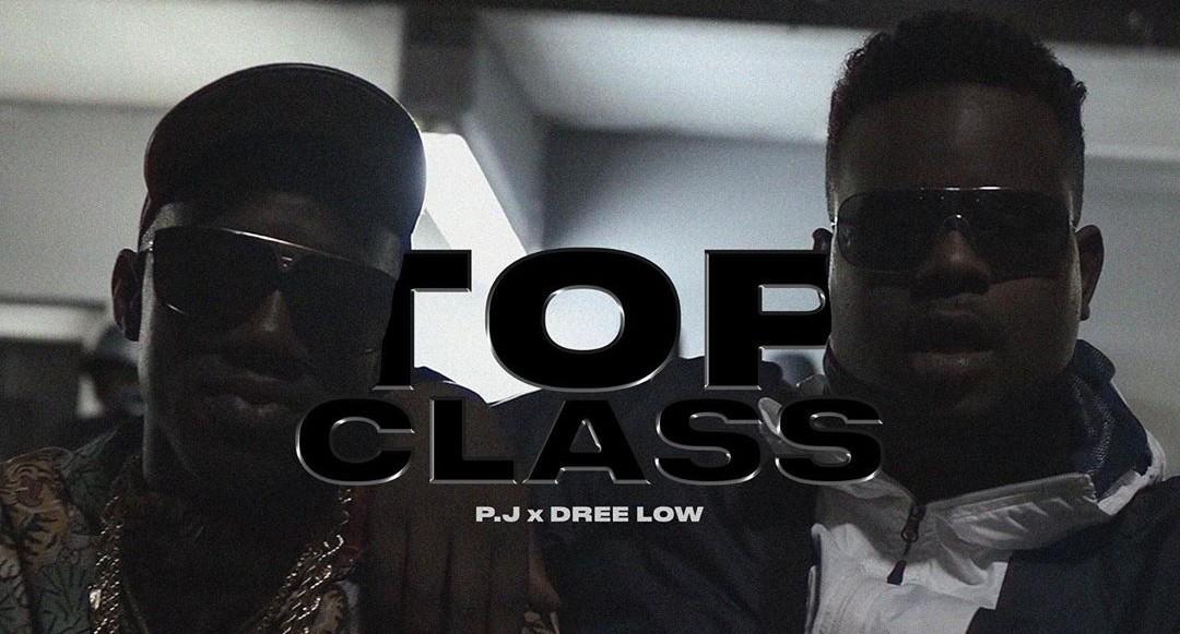 """Dree Low gästas av P.J på """"TOP CLASS"""""""