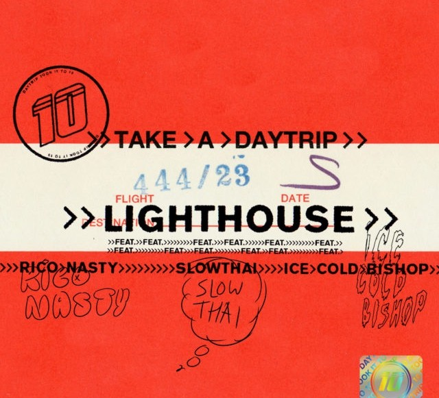 Take A Daytrip producerar åt slowthai och Rico Nasty på Lighthouse