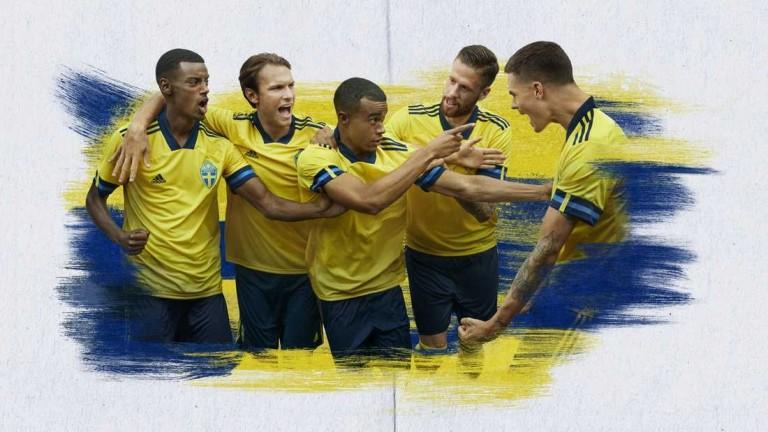 Sveriges nya landslagströja - EM 2020