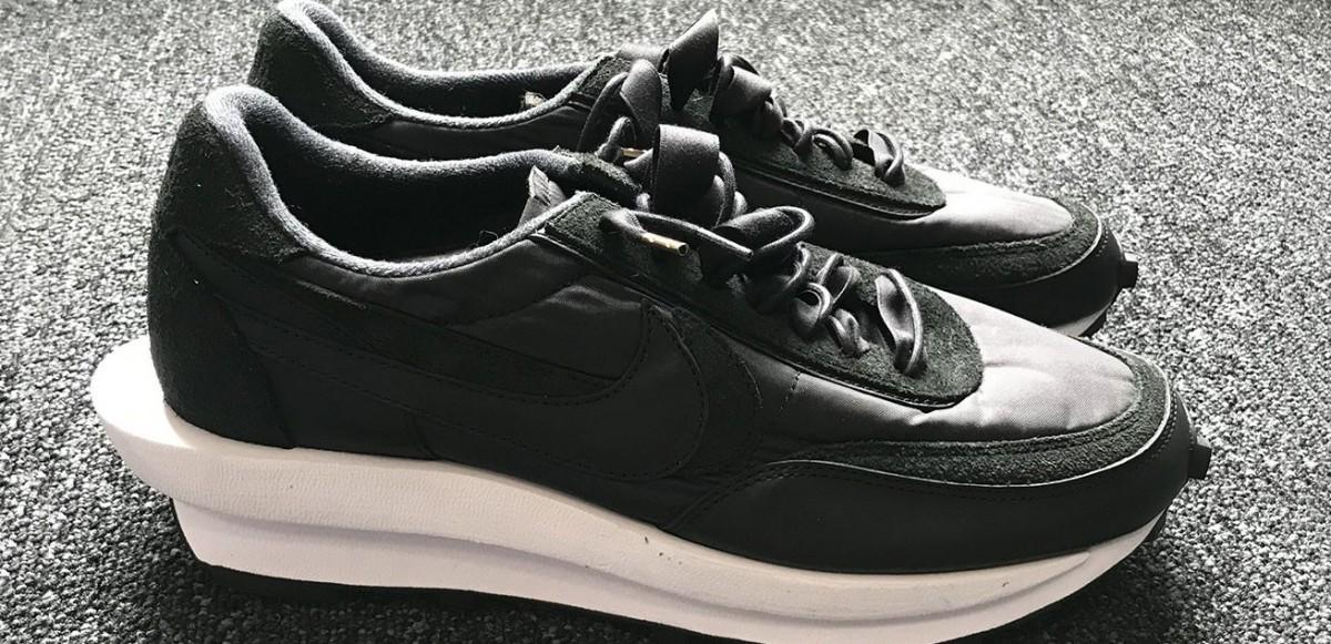 Ny Nike x sacai LDWaffle ryktas vara på gång