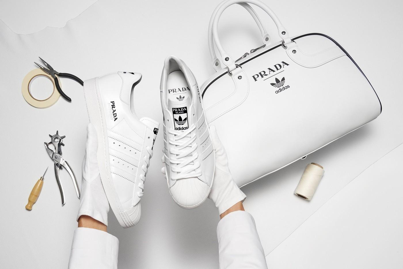 Prada for adidas Superstar   Dopest