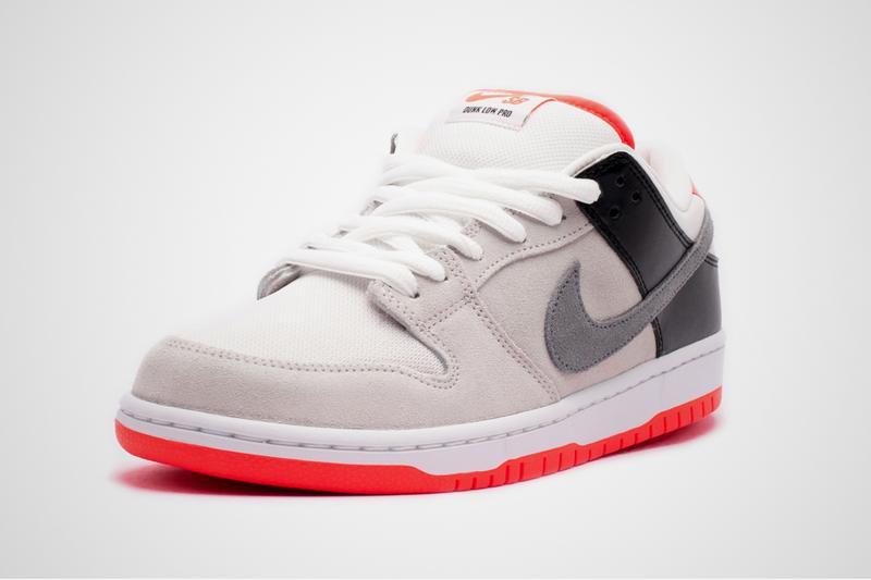 "Kolla in Nike SB Dunk Low Pro ISO ""Infrared"""
