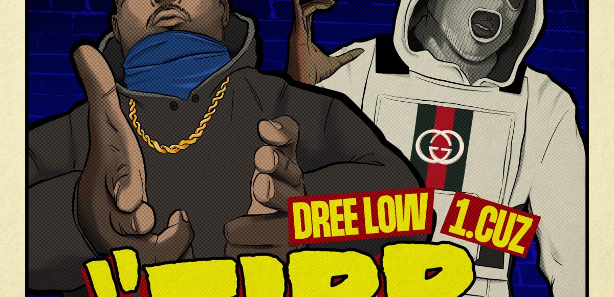 """Stress släpper """"Tipp Tapp"""" med Dree Low & 1.Cuz"""