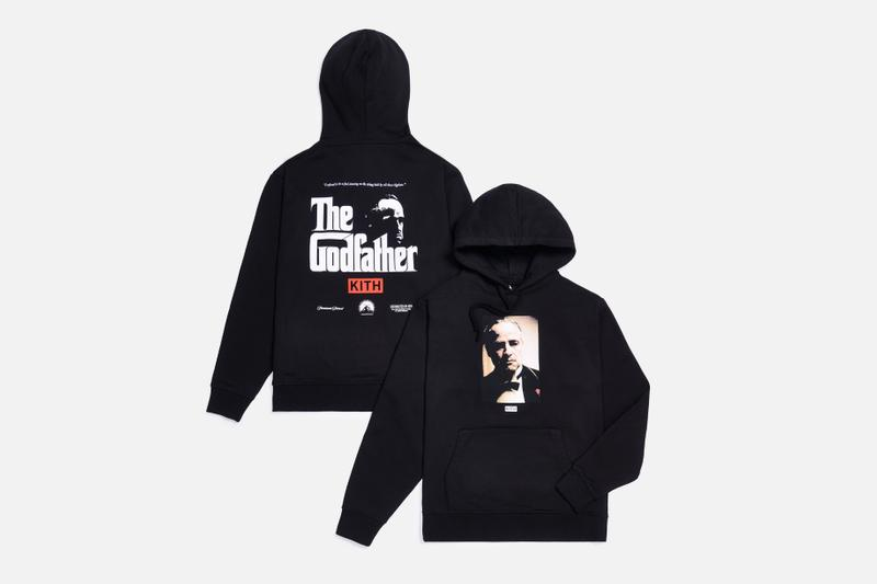 "KITH samarbetar med ""The Godfather"" på ny kollektion"