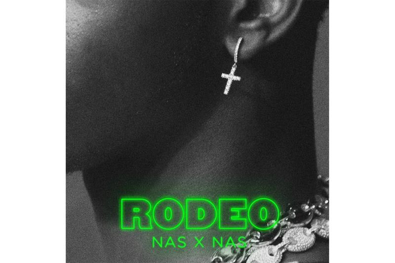 """Nas lägger en gästvers på Lil Nas X """"Rodeo"""""""