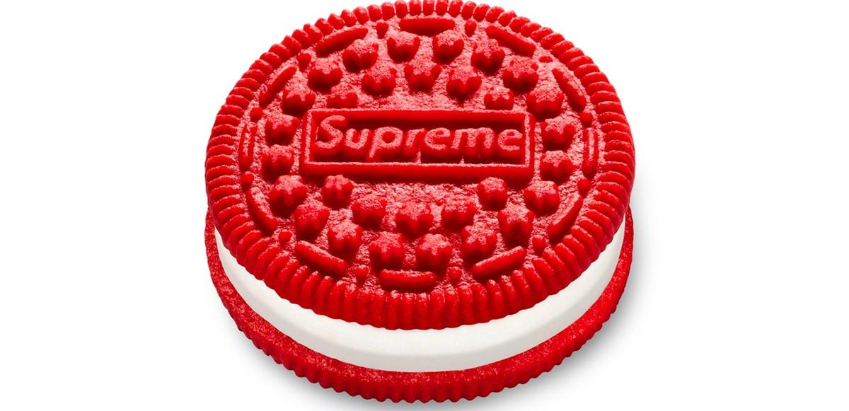 Ett paket Supreme x Oreos kakor säljs för över 200 000 SEK