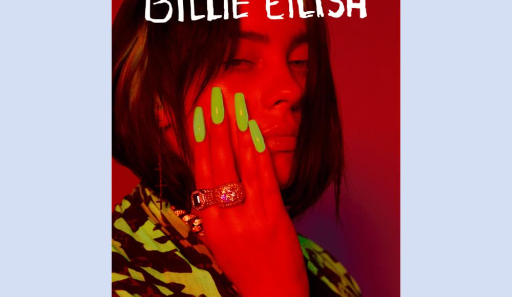 Billie Eilish lanserar målarbok