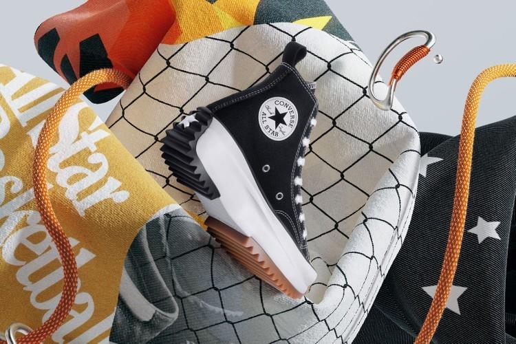 Converse populära 'Run Star Hike' kommer i två nya färger