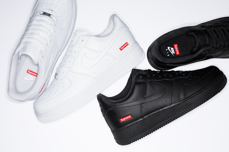 Supreme x Nike Air Force 1 Low släpps den här veckan   Dopest