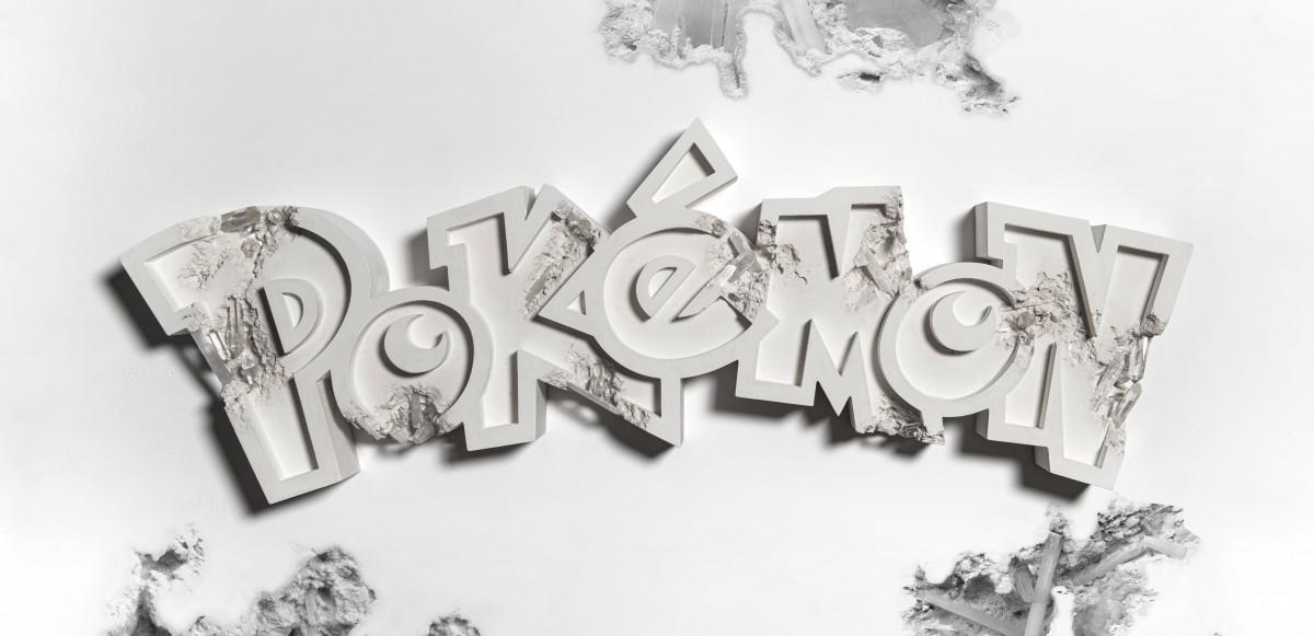 Daniel Arsham avslöjar samarbete med Pokémon