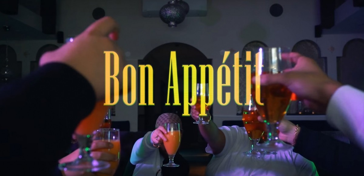 "Biggie Juke & Rami släpper ""Bonapetite"""