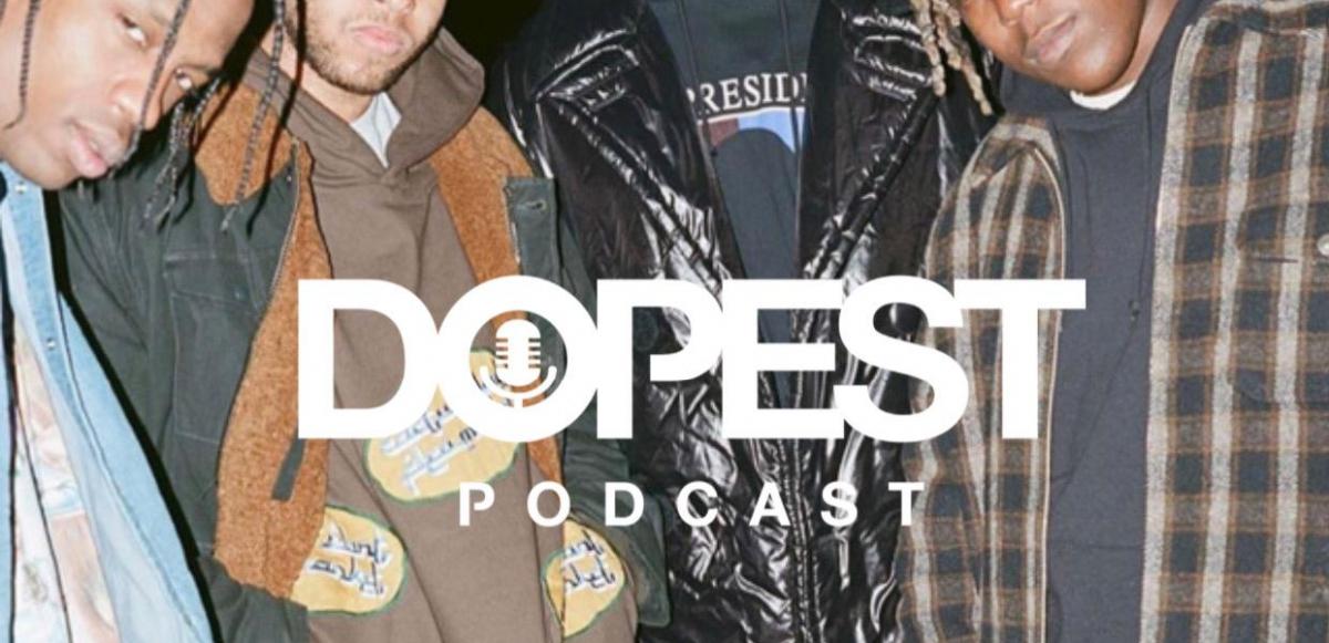 Dopest Podcast: intervju med Don Toliver & preview på Yung Lean x Abidaz