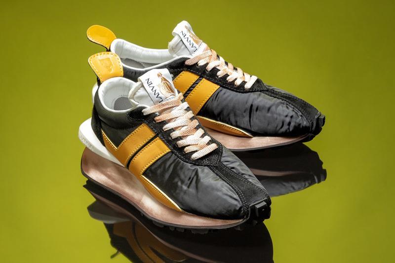 Concepts x Lanvin släpper en vintage-inspirerad sneaker