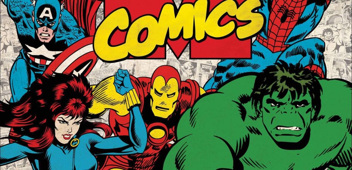 Marvel erbjuder gratis tillgång till deras serietidningar