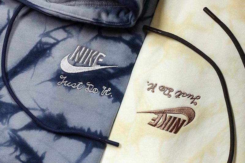 Nike följer tie-dye-trenden och släpper kapselkollektion