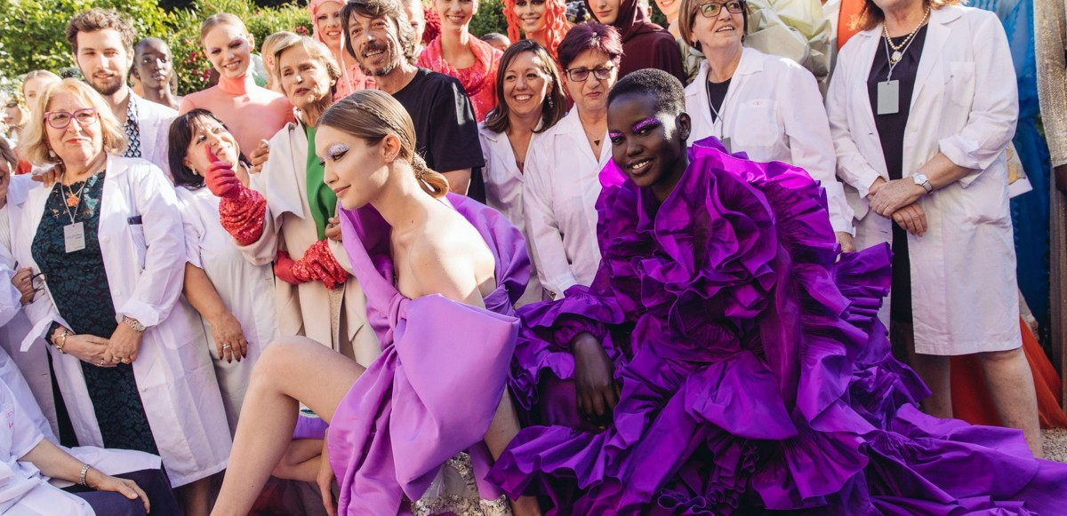 Paris Haute Couture Week 2020 digitaliseras