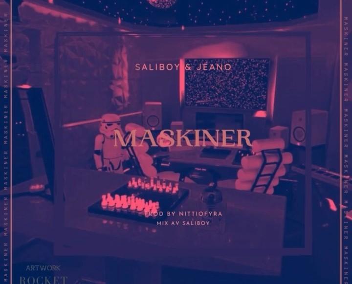 """Saliboy gästas av Jeano på """"Maskiner"""""""