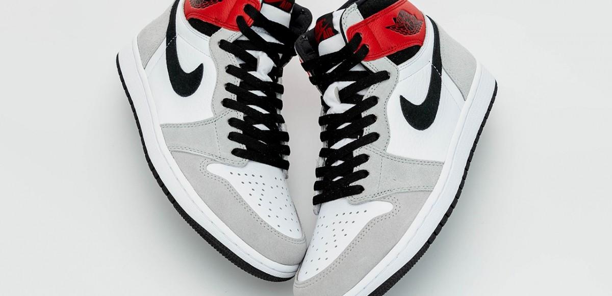 """Air Jordan 1 """"Light Smoke Grey"""" släpps den här veckan"""