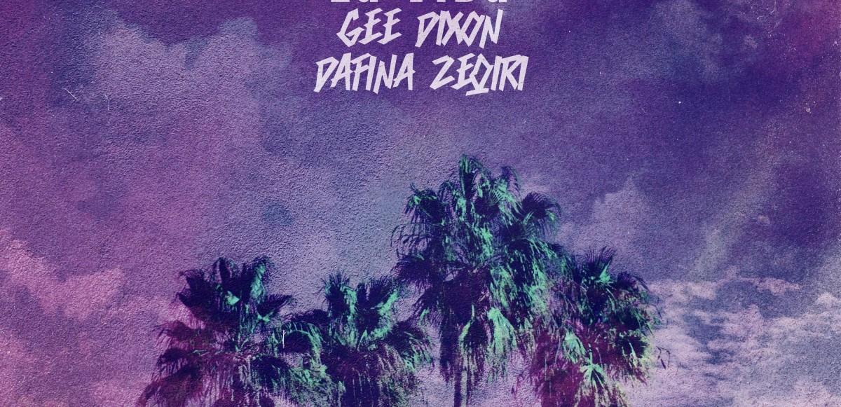 """Gee Dixon gästas av albanska sångerskan Dafina Zeqiri på """"La Vida"""""""