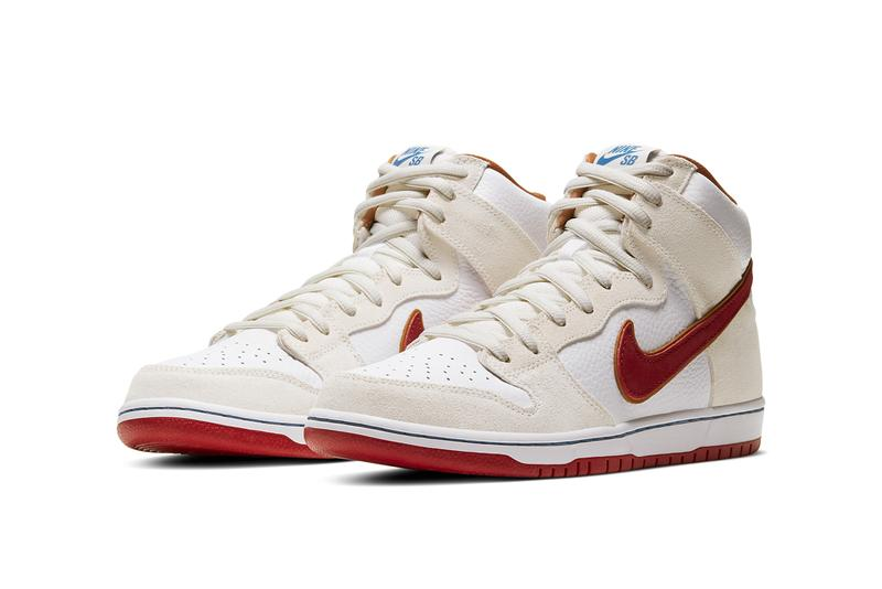 "Se kommande Nike SB Dunk High Pro i ""Team Crimson"""