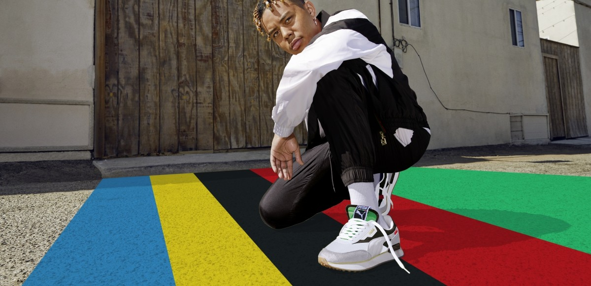 Kolla in PUMA's UNITY COLLECTION
