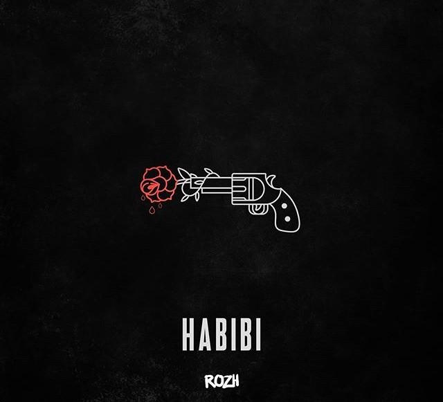 """Hör romantiska singeln """"HABIBI"""" av Rozh"""