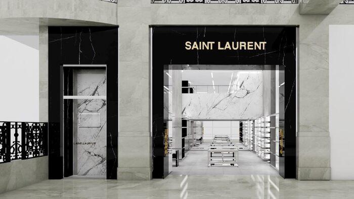 Saint Laurent öppnar butik i Stockholm – se bilder här
