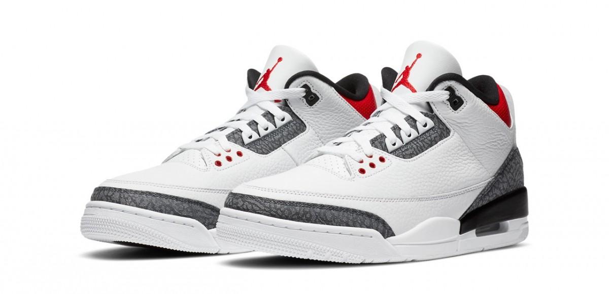 """Kolla in Air Jordan 3 """"Denim"""" – exklusivt för Japan"""